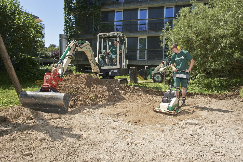 gärten bauen - gräff - ihr gärtner